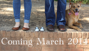 Our announcement!